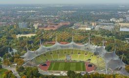 慕尼黑奥林匹克体育场 库存图片