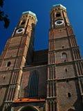 慕尼黑Frauenkirche 01 免版税图库摄影