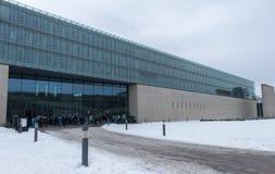 """慕尼黑†""""1月30日:电视和影片Munic大学  库存图片"""