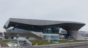 """慕尼黑†""""1月30日:BMW鞭痕大厦在慕尼黑,德国 免版税库存图片"""