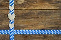 慕尼黑啤酒节德国巴伐利亚背景 库存图片
