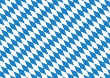 慕尼黑啤酒节蓝色背景 库存图片