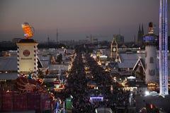 慕尼黑啤酒节2013年 图库摄影