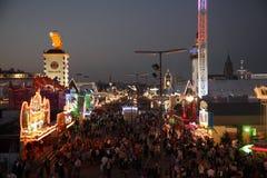 慕尼黑啤酒节2013年 库存照片