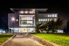 慕尼黑工业大学德国欧洲教育大厦铈 免版税库存照片