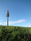 慕尼黑电视塔 库存照片