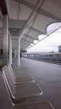 慕尼黑,德国- Froettmaning地铁站  免版税库存照片