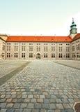 慕尼黑, Residenz宫殿,围场 库存照片