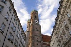 慕尼黑Frauenkirche 库存图片