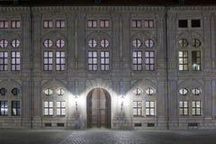 慕尼黑Residenz  库存照片