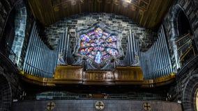戈尔韦大教堂 库存图片
