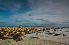 戈尔韦海湾,爱尔兰 免版税库存图片