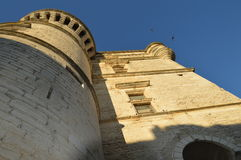 戈尔代城堡 免版税库存图片
