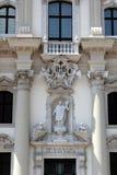 戈里齐亚,意大利 免版税图库摄影
