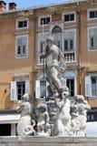 戈里齐亚,意大利 库存照片