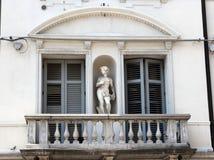 戈里齐亚,意大利 免版税库存照片