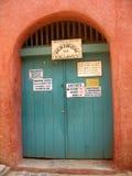 戈雷岛海岛-奴隶家的塞内加尔 库存图片