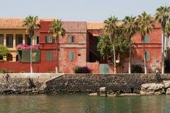 戈雷岛海岛 库存图片