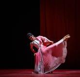 """戏曲丰富的礼服-跳舞drama""""Mei Lanfang† 免版税库存图片"""