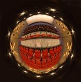 戏院全景 免版税库存照片