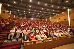 戏院大厅在北京 库存照片