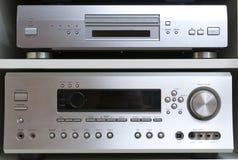 戏院录象系统 库存图片