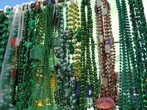 成串珠状爱尔兰销售额 库存照片