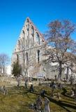 成为圣人bridget的修道院 图库摄影