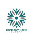 成为成功象业务保险摘要的伙伴 免版税库存照片