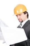 成人工程师 免版税库存图片