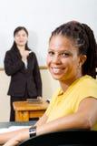 成人教育 免版税库存照片