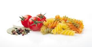 成份意大利面食 免版税库存图片