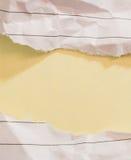 成功概念和想法弄皱了文本的纸空间 免版税库存图片