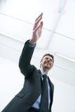 成功的协议 免版税库存图片