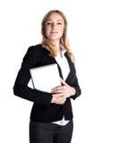 成功的女商人 免版税图库摄影