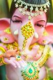 成功的Ganesha神 库存照片