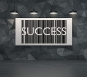 成功 免版税库存图片