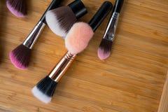 组成和化妆用品 库存照片