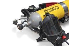 成套工具氧气 免版税图库摄影