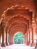 成拱形印地安人 库存照片