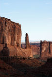 成拱形国家公园 图库摄影