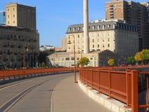 成拱形桥梁曲线石头 库存照片