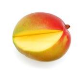 成熟开胃芒果 免版税库存图片