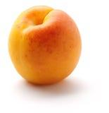 成熟橙色的桃子 免版税库存照片