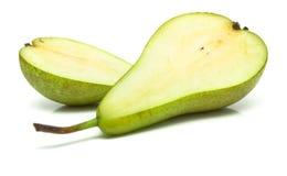 成熟水多的梨2 库存图片