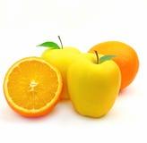 成熟的果子 免版税库存图片