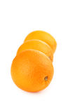 成熟的桔子 库存照片