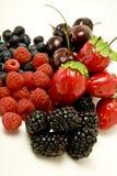 成熟的浆果 库存照片