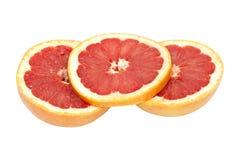 成熟的葡萄柚 免版税库存图片