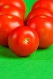 成熟红色蕃茄 库存图片